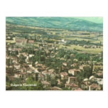 Bulgaria Kjustendil Post Card
