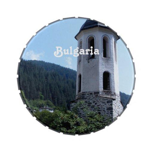 Bulgaria Latas De Caramelos