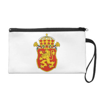 Bulgaria Lesser Coat Of Arms Wristlet