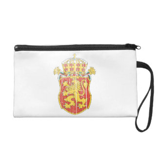 Bulgaria Lesser Coat Of Arms Wristlet Purse