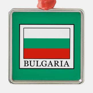 Bulgaria Metal Ornament