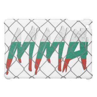 Bulgaria MMA white iPad case