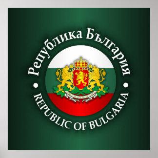 Bulgaria (rd) poster