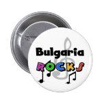 Bulgaria Rocks Pins