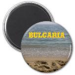 Bulgaria sea beach fridge magnets