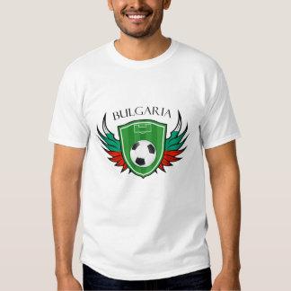Bulgaria Soccer Ball Football Shirt