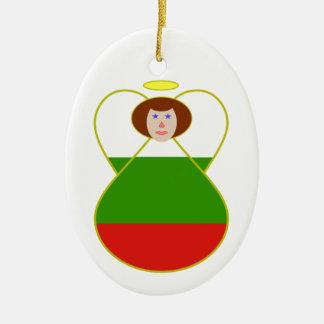 Bulgarian Angel Christmas Tree Ornaments
