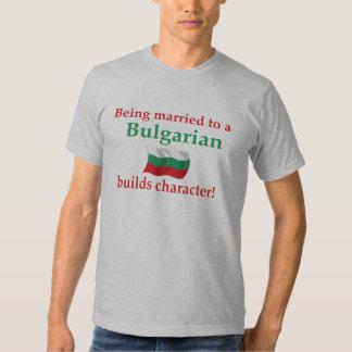 Bulgarian Builds Character T-Shirt