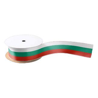 Bulgarian flag ribbon