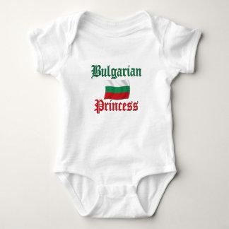 Bulgarian Princess Baby Bodysuit