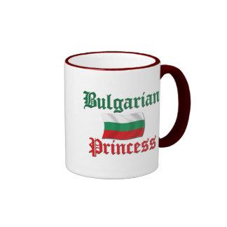 Bulgarian Princess Coffee Mug