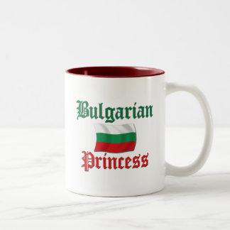 Bulgarian Princess Mugs