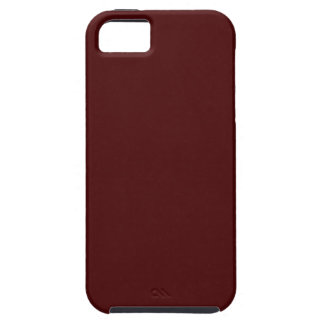 Bulgarian Rose Red iPhone 5 Cover