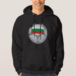 Bulgarian Soccer Ball Hoodie