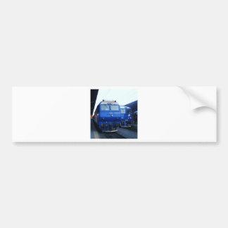 Bulgarian Train. Bumper Sticker