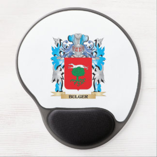 Bulger Coat of Arms Gel Mouse Pad