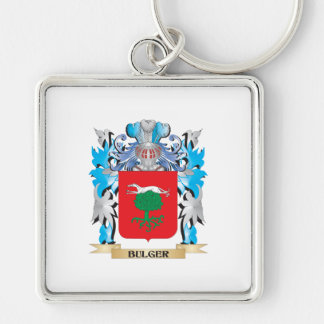 Bulger Coat of Arms Key Chain