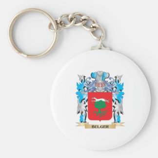 Bulger Coat of Arms Key Chains