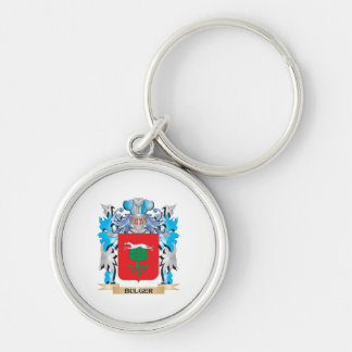 Bulger Coat of Arms Keychains