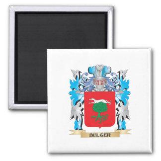 Bulger Coat of Arms Refrigerator Magnet