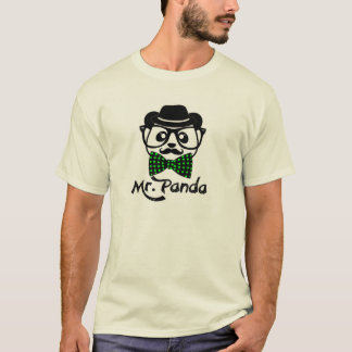 Bulging Mr. to hipster T-shirt