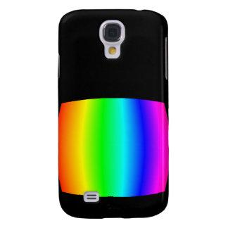 Bulging Rainbow Samsung Galaxy S4 Cover