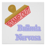 Bulimia Nervosa Póster
