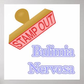Bulimia Nervosa Poster