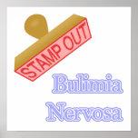 Bulimia Nervosa Posters