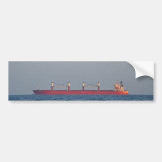 Bulk Carrier Cardinal Bumper Sticker