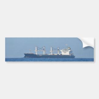 Bulk Carrier EGS CREST Bumper Sticker