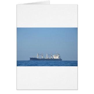 Bulk Carrier EGS CREST Card