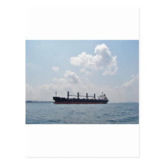 Bulk Carrier Padre Postcard