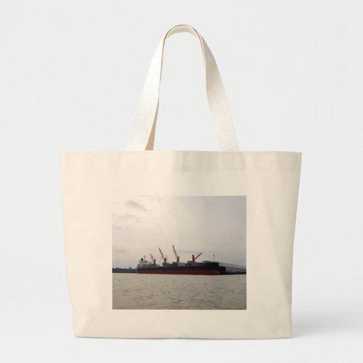 Bulk Carrier Viola Tote Bag
