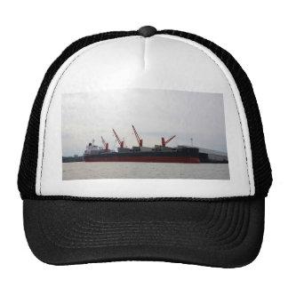 Bulk Carrier Viola Trucker Hat