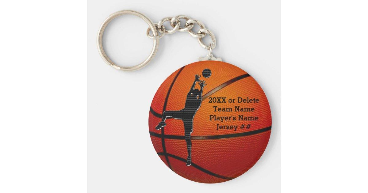 Cheap gifts on zazzle bulk cheap personalized basketball keychains kids negle Choice Image