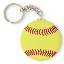 BULK Cheap Softball Gifts for Players Keychain