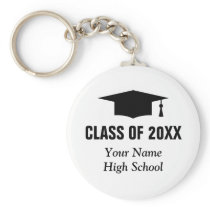 Bulk gifts for students Graduation class keychains