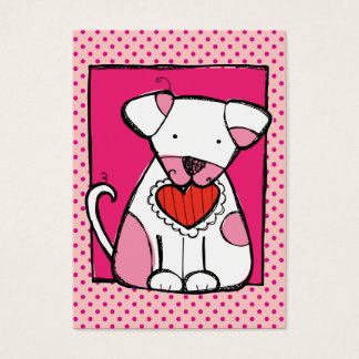 Bulk Valentine on Business Cards - SRF