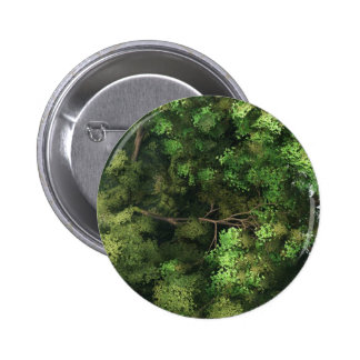Bulky conifer tree button