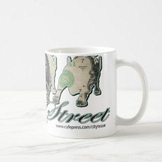 Bull-1 Coffee Mug