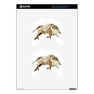 Bull 1 xbox 360 controller skins