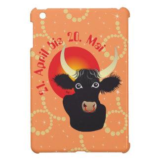 Bull 21 April to 20. May Rickshaw sleeve Case For The iPad Mini