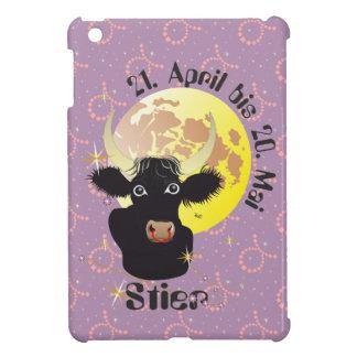 Bull 21 April to 20. May Rickshaw sleeve iPad Mini Covers