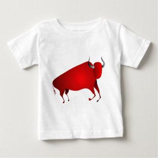 Bull a la Altamira Baby T-Shirt