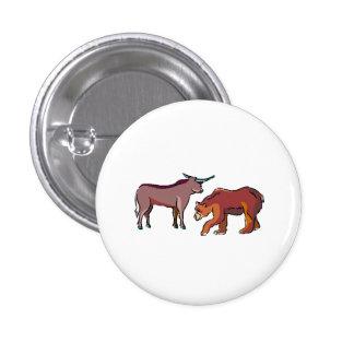 Bull And Bear Pin