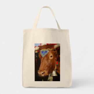 Bull and bell bag