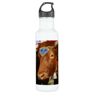 Bull and bell 24oz water bottle