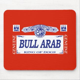 Bull Arab Mouse Pad
