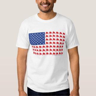 Bull-Bandera Camisas